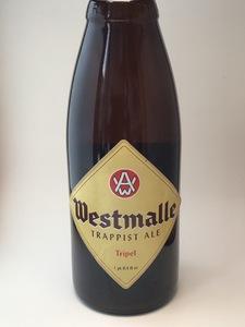 Westmalle - Trappist Tripel (25.4oz Bottle)